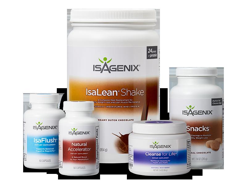 Isagenix vs Herbalife 2