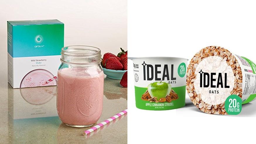 Optavia Vs Ideal Protein Puresafediet Com